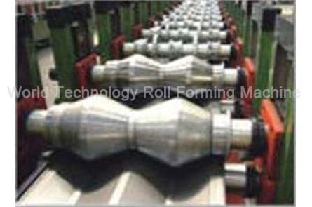 Anode Plate Rollformer World Technology Machinery