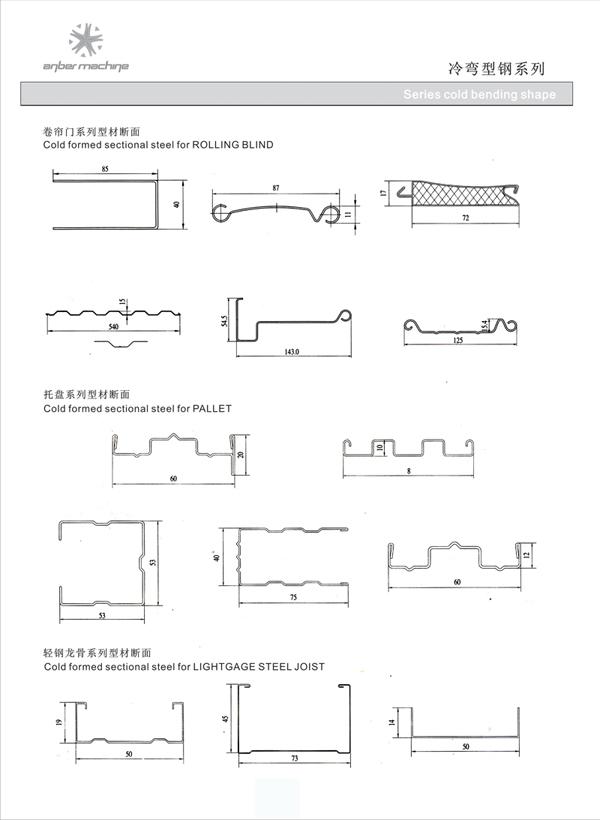 Profile Drawing World Technology Machinery Jiangsu Co Ltd
